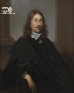 Portrait of Hartogh van Moekerken