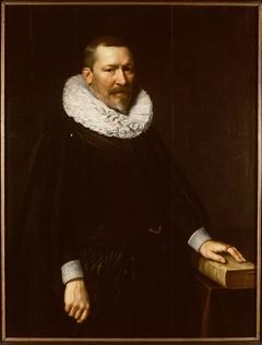 Portrait of Johan Camerlin (1567-1640)