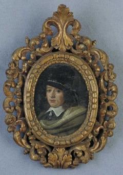 Portrait of Johannes Versyden Jaspersz.