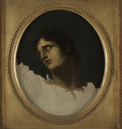 Portrait of John Philip Kemble (fragment)