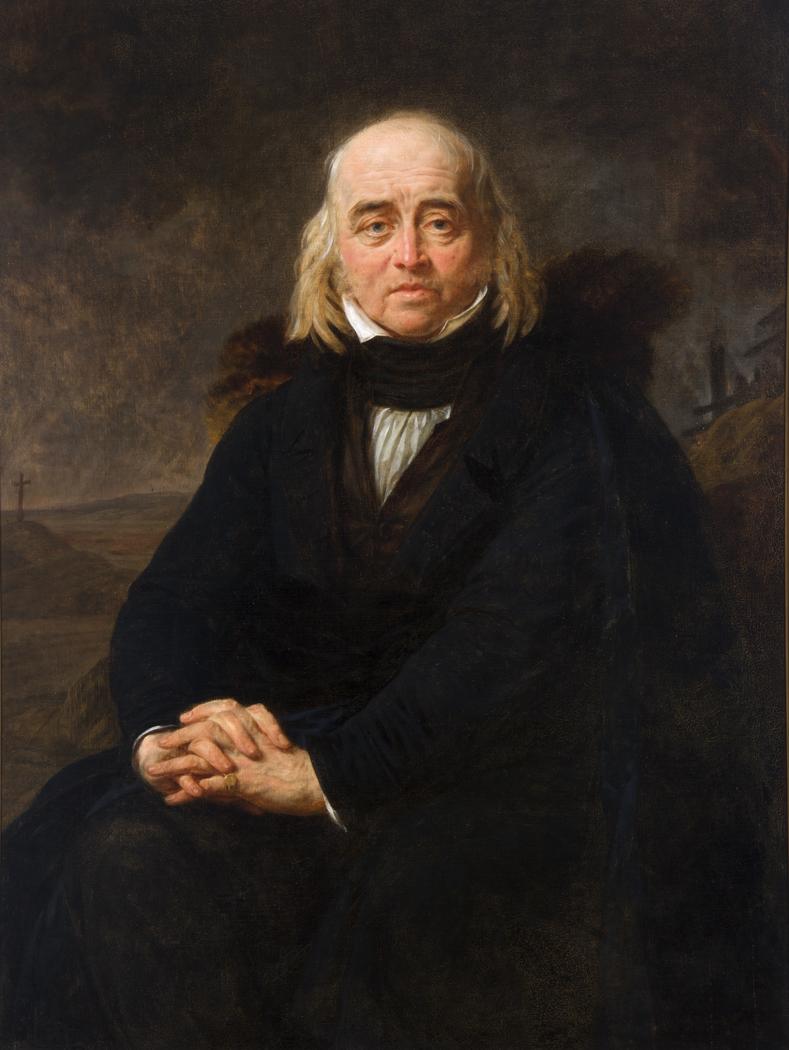 Portrait of Julian Ursyn Niemcewicz (1758–1841)