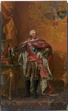 Portrait of King Charles III of Spain