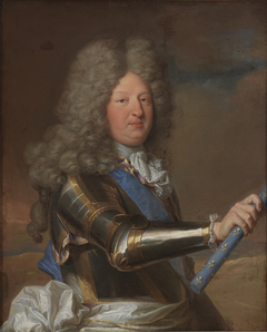 Portrait of Louis of France, The Grand Dauphin (1661-1711)