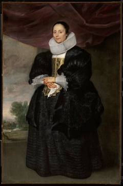 Portrait of Marie Anne Schotten