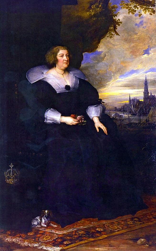 Portrait of Marie de' Medici