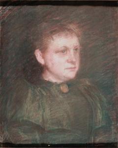 Portrait of Marie Tannæs