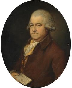 Portrait of Mr. Hammond