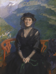 Portrait of Mrs. Addison C. Harris