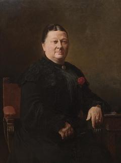Portrait of Mrs John Endean