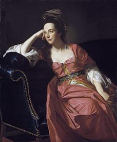 Portrait of Mrs. Thomas Gage