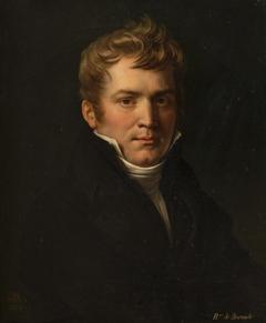Portrait of Prosper de Barante
