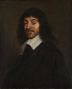 Portrait of René Descartes (1595-1650) (copy)