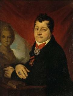 Portrait of Sergei Yakovlev