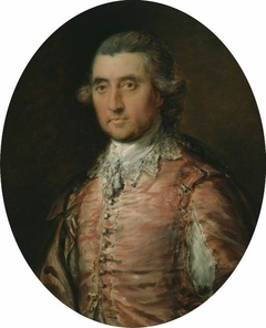 Portrait of Sir Charles Holte (1721-82)