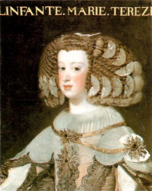 Portrait of the Infanta Maria Teresa