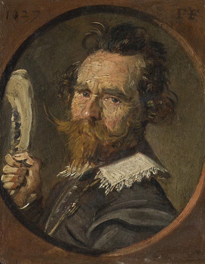 Portrait of Verdonck