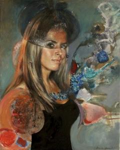 """portrait-""""Zlatka"""""""