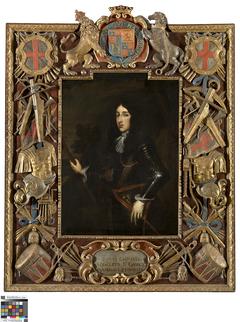 Portret van Henry Stuart, hertog van Gloucester