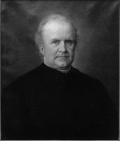 Portret van Petrus Joannes Thunnissen