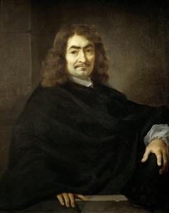 Presumed Portrait of René Descartes