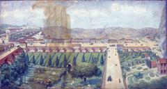 Projeto de aterro para o Anhangabaú, 1878