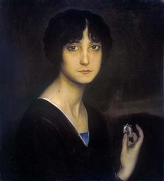 Retrato de Amalia Romero de Torres