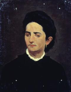 Retrato de Dona Tereza Correia de Camargo Leite