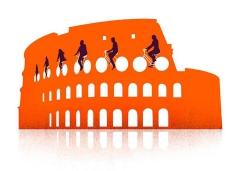 Rome's In Wheel Need
