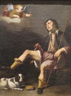 Saint Roch and the Angel