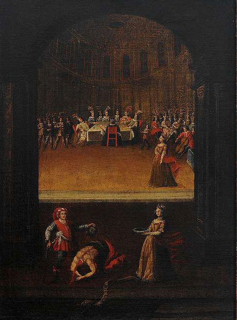 Salome's Dance and Execution of John the Baptist