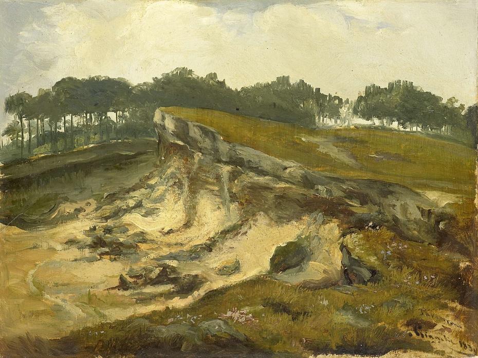 Sand Excavation