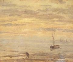 Sea Piece, Evening