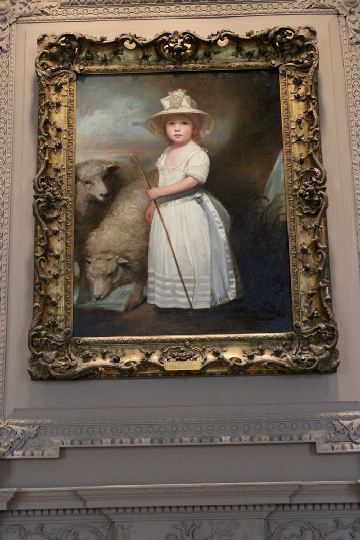 Shepherd Girl (Little Bo-Peep)