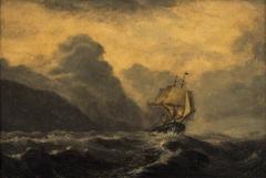 Ship off Carmel Head
