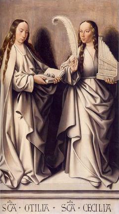 St. Odilia and St. Cecilia