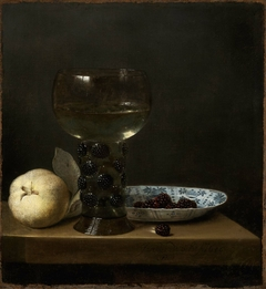 Still Life with Goblet and Fruit