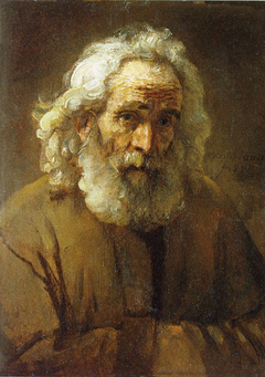 Study of an Old Man with a Beard