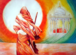 Sufi Mendicant(Faqeer-e-Murshad)