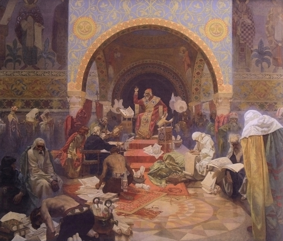 The Bulgarian Tsar Simeon