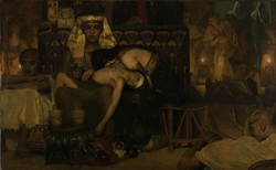 The Death of the Pharaoh's Firstborn Son