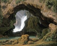 The Grotto of Neptune in Tivoli