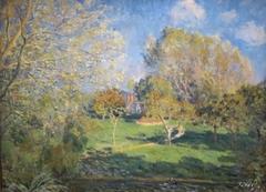 The Hoschedé Garden, Montgeron