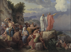 The Israelites Resting after the Crossing of the Red Sea