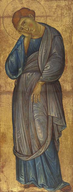 The Mourning Saint John the Evangelist