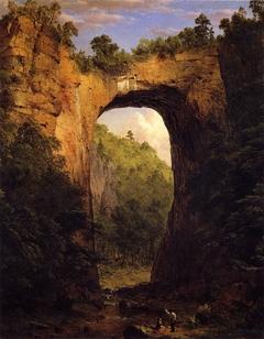 The Natural Bridge, Virginia