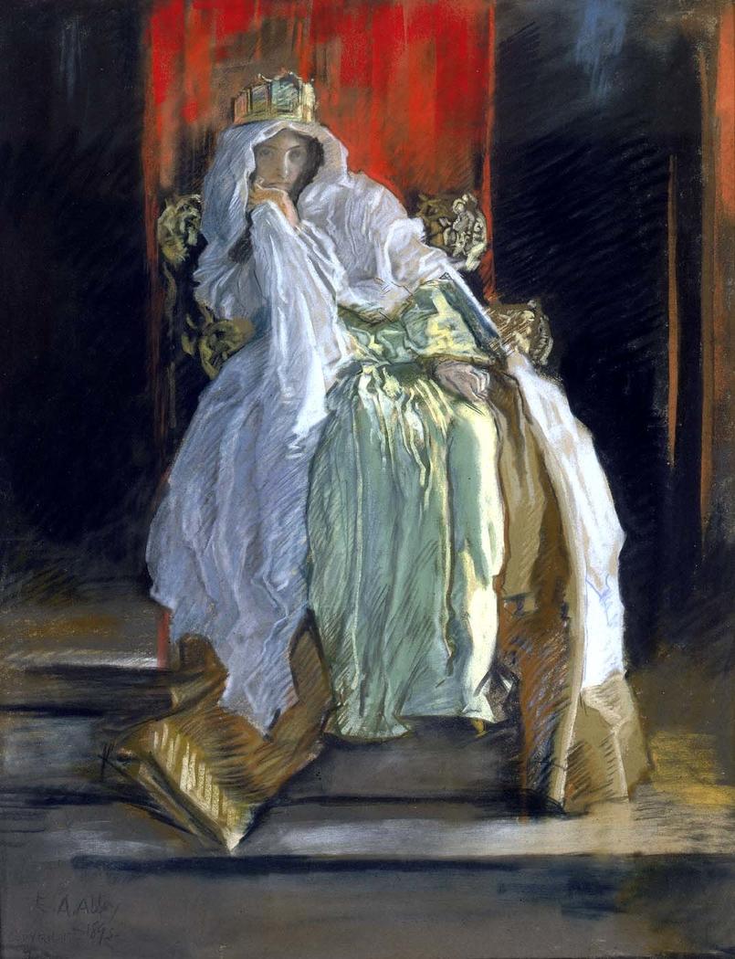 """The Queen in """"Hamlet"""""""