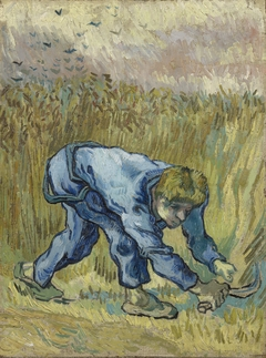 The Reaper (after Millet)