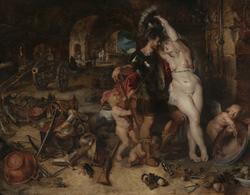 The Return from War: Mars Disarmed by Venus