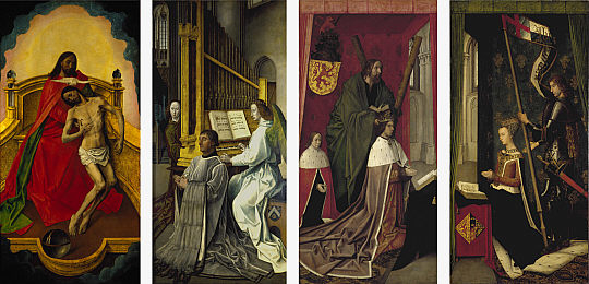 Trinity Altarpiece