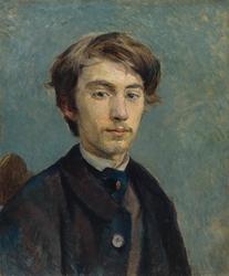 Portrait de Émile Bernard